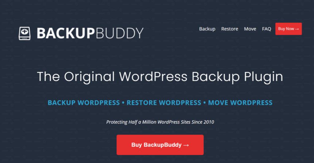 backup buddy plugin