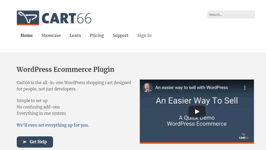 cart66 plugin