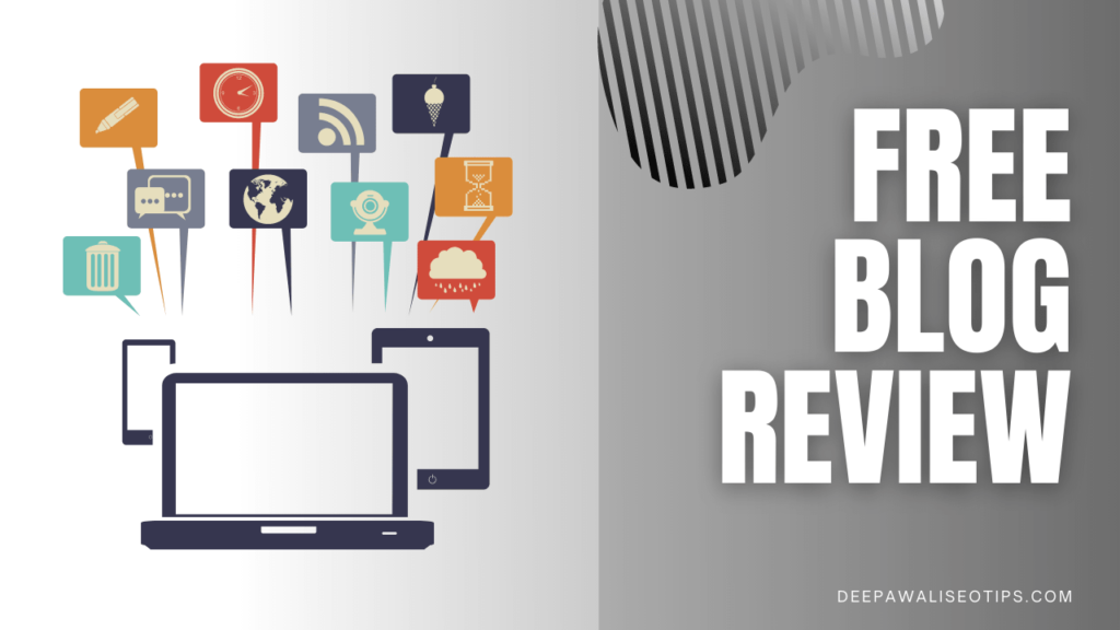 Free Blog Review
